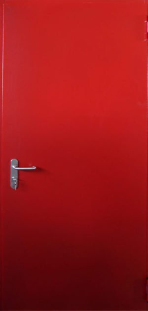 противопожарная дверь RAL